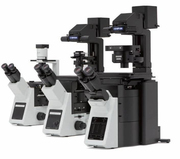 IX83,IX73,IX53研究级倒置显微镜