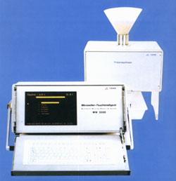 MW3300型实验室微波水份测量仪