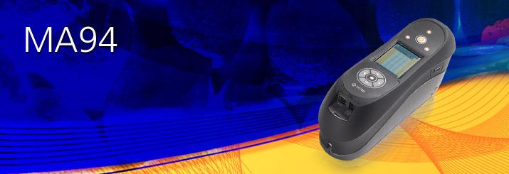 美国爱色丽X-rite MA94 便携式多角度分光光度仪