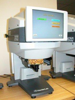美国HunterLab D25LT UP/DOWN台式分光测色仪