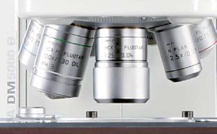 M25线程物镜换镜旋座