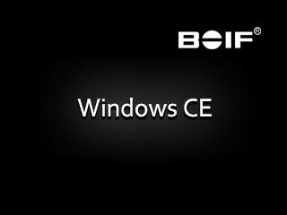 BTS-9000系列 Win CE全站仪