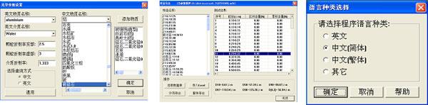 百特粒度仪分析软件功能