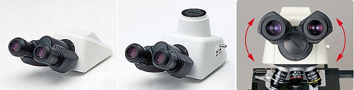 Eclipse E100正置生物显微镜
