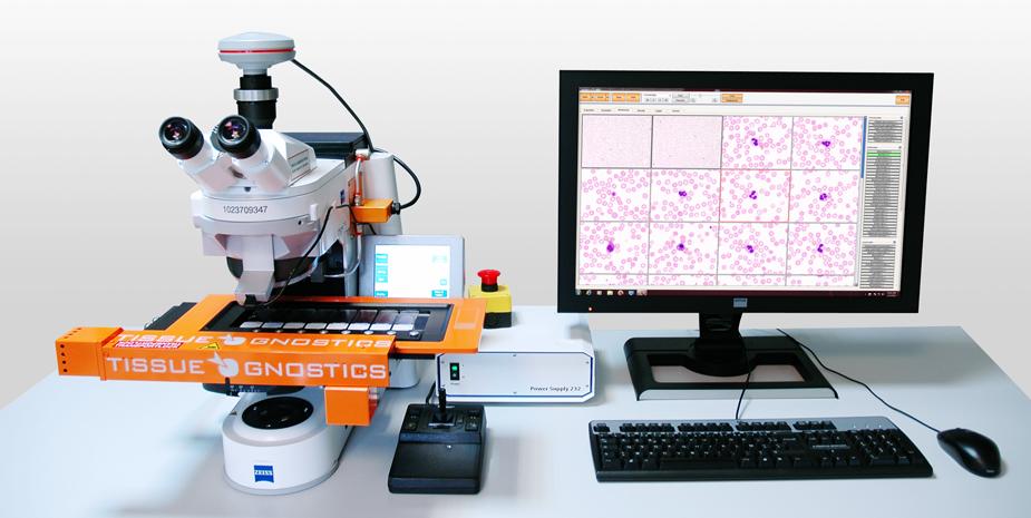 HemoFAXS全自动血细胞形态学分析仪