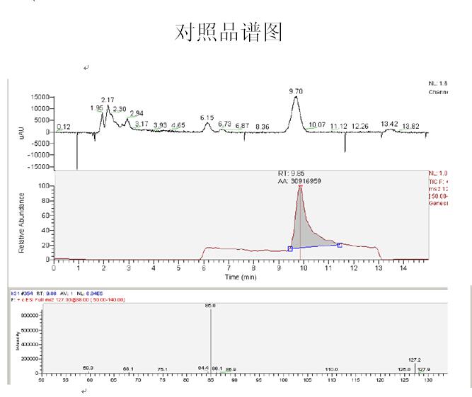 Optimix C18/SCX液相色谱柱
