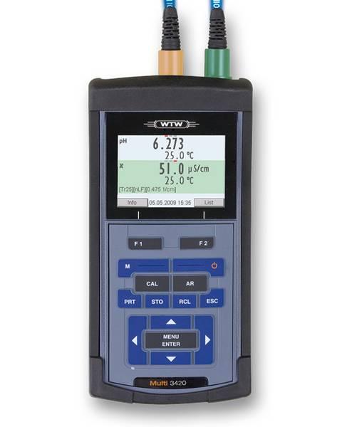 Multi 3410/3420/3430便携式多参数测量仪