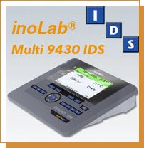 inoLab® Multi 9430/9420/9310 IDS实验室多参数水质测量仪