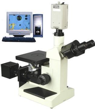 TMM-200 金相显微镜(倒置式 中档型)