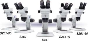 奥林巴斯SZ51/SZ61体视显微镜