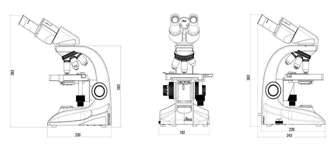 DM100 DM300双目观察筒尺寸图.jpg