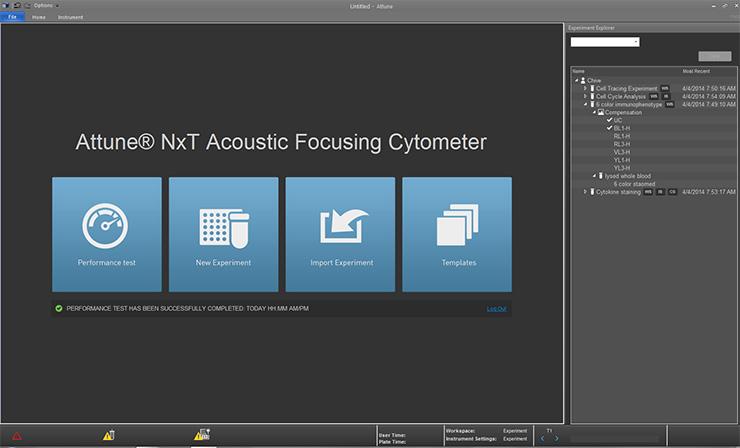 Attune® NxT 声波聚焦流式细胞仪