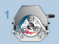 Masterflex I/P®无刷可遥控工艺蠕动泵