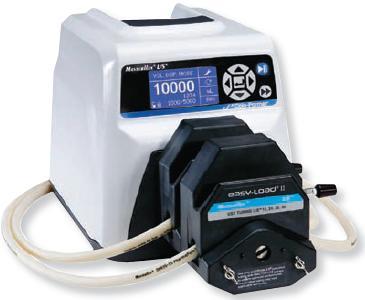 Masterflex I/P® 分体数控分配蠕动泵