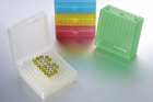 美国Biologix 塑料冷冻盒