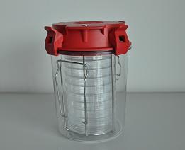 OXOID 2.5L厌氧罐,Anaero Jar,AG0025A