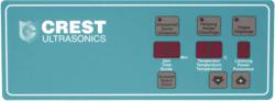美国Crest Tru-Sweep™超声波清洗器