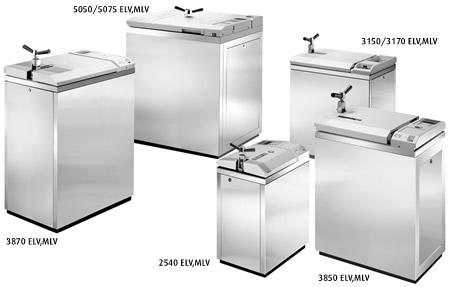 ELV系列实验室专用立式蒸汽灭菌器