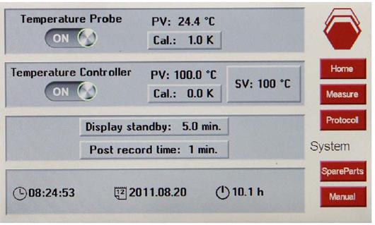 瑞士GEL Geltimer GTC-1触摸型凝胶时间测试仪