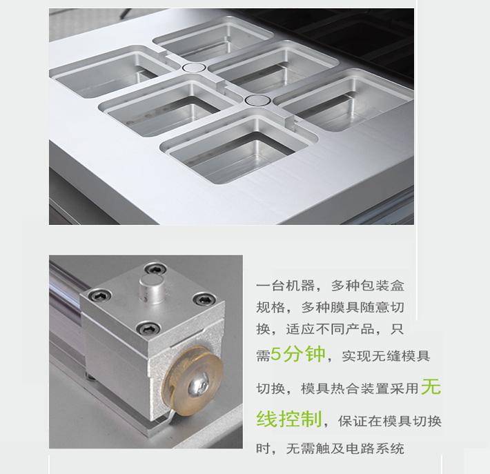 RDL480P立式气调包装机(自动)